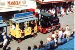 Cranger Kirmes/40749/5-august-1989-cranger-kirmes-umzug-in 5. August 1989 Cranger Kirmes-Umzug in Wanne-Eickel. Sammlung: Klaus Muhs