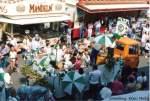 Cranger Kirmes/40753/5-august-1989-cranger-kirmes-umzug-in 5. August 1989 Cranger Kirmes-Umzug in Wanne-Eickel. Sammlung: Klaus Muhs