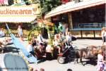 Cranger Kirmes/41790/4-august-1990-cranger-kirmes-umzug-in 4. August 1990 Cranger Kirmes-Umzug in Wanne-Eickel. Sammlung: Klaus Muhs