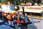 Cranger Kirmes/41791/4-august-1990-cranger-kirmes-umzug-in 4. August 1990 Cranger Kirmes-Umzug in Wanne-Eickel. Sammlung: Klaus Muhs
