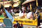 Cranger Kirmes/41796/4-august-1990-cranger-kirmes-umzug-in 4. August 1990 Cranger Kirmes-Umzug in Wanne-Eickel. Sammlung: Klaus Muhs